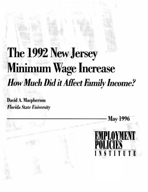 Florida Tipped Employee Minimum Wage 2019 - Minimum …