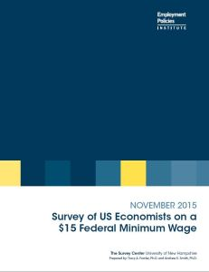 Survey of economists